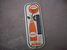 Vintage Nesbitt's Thermometer, Orange Soda Thermometer, 1960's