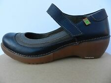 El Naturalista NC78 Chaussures Femme 41 Mary Jane Sandales Ballerines Tricot New