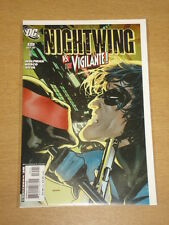 NIGHTWING #135 VOL 2 DC COMICS OCTOBER 2007