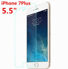 """Apple iPhone 7 Plus 5.5"""" Tempered Glass Protector Film Protector Screen"""