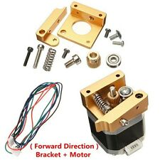 MK8 Aluminum Extruder Kit With NEMA 17 Stepper Motor 1.75MM For 3D Printer