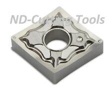 10x Wendeplatten  CNMG 120404- AL K10  für ALU, Kuper, Messing und Plastik TOP
