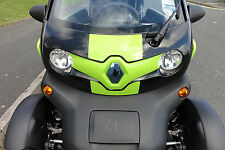 Front panel stripe sticker kit for Renault Twizy -  All vinyl colours available