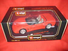 Bburago 1996 Chevrolet Corvette Convertible 3076 Diamonds Collection 1:18 scale