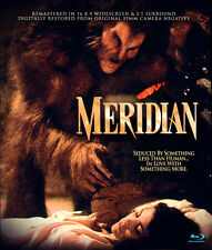 Meridian Blu-ray, Full Moon Features and Charles Band
