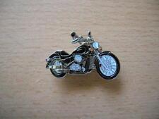 Pin Honda Shadow Spirit Modell 2008 schwarz black Motorrad Art. 1070 Motorbike