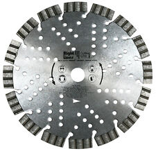"Diamond Blade Hard Materials 300mm 12"" For Stihl TS410 Etc Long Life, Fast Cut."