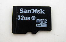NEW SanDisk 32GB micro SD SDHC Class10 Flash Memory Card