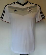 GERMANY HOME TEE SHIRT BY ADIDAS SIZE BOYS 7-8 YEARS BRAND NEW WITH TAGS