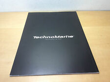 Catálogo Catalogue TECHNOMARINE - Relojes Watches - English - For Collectors