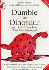 Sue Heaser Dumble The Dinosaur Learn PIANO Guitar PVG Music Teachers Book