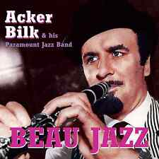 Acker Bilk And His Paramount Jazz Band – Beau Jazz CD