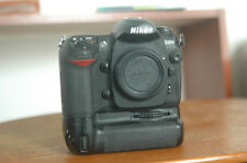 Nikon D200 camera body with A Nikon Grip and more