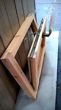 Finestra in legno(anche su misura) infissi per casa e casette legno