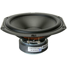 "Peerless SDS-160F25PR01-08 6-1/2"" Paper Cone Woofer Speaker"