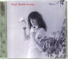 CD (NEU!) . PATTI SMITH GROUP - Wave (dig. rem+2 Patty / Dancin Barefoot mkmbh