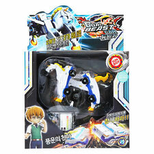 Dual Beast Car Horse on Fire in the sky Robot-shaped car / Action Figure / Robot
