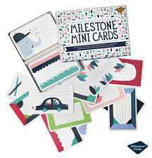 Milestone Mini Cards | Unique Memory Cards | Perfect Gift