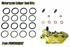 Ducati 748 748S S 1995 1996 1997 1998 95 96 Brembo front brake caliper seal kit
