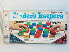 Finders Keepers 1969 Board Game Milton Bradley 100% Complete Excellent Condition