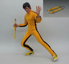 ZY Toys Game Of Death Bruce Lee NunChaku Weapon 1/6 Fit for 12inch Action Figure
