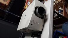 SHARP VISION HOME THEATER LCD PROJECTOR MODEL NO. XV-ZW99U FOR PARTS OR REPAIR