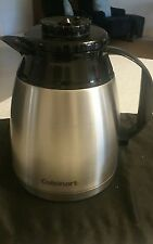 Thermal 12-Cup Replacement Carafe for Cuisinart Coffee Maker Dtc-975 -Bkn  -$48