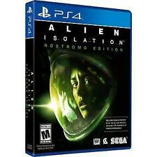 PS4 Alien: Isolation used (read description)
