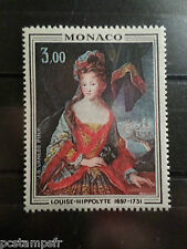 MONACO 1972, timbre 915, TABLEAU VAN LOO, PAINTING, neuf**, VF MNH STAMP
