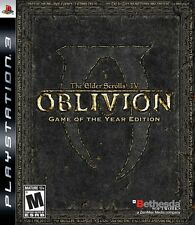 The Elder Scrolls IV: Oblivion - Game of the Year Edition - Playstation 3 Game