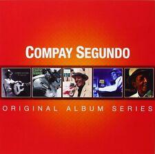 COMPAY SEGUNDO - ORIGINAL ALBUM SERIES 5 CD NEW+