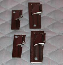 Military Original Issue P51 & P38 2 each GI Can Opener US Shelby Co New Steel