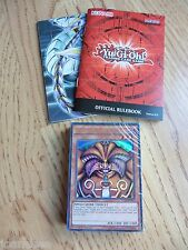 Yu-gi-oh Deck - Yugi's Exodia Deck - English 1st Edition Sealed New