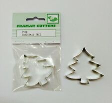 Cake Decorating Metal 259B Christmas Tree by Framar Cutters