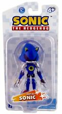 "Sonic the Hedgehog Classic Metal Sonic 3"" Action Figure 3.5 Inch Metal  BRANDNEW"