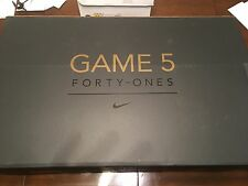 Men's Nike Lebron Kyrie Championship Pack GAME 5 41s Size 13 DS Receipt Boost
