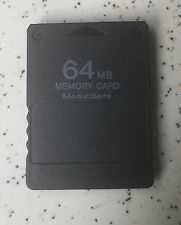 Sony PLAYSTATION 2 Memory Card 64mb fmcb FREE mcboot v1.952 Opl ESR HD Loader