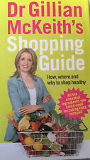 Gillian McKeith's Shopping Guide - Hand Signed   NEW