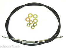 """Buyers Products 5203BBU096 96""""   Universal Control Cable,PTO,Valve Dump Truck"""