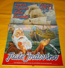 FRATE INDOVINO - Calendario - Anno 2011 - Nostra Signora della Fortuna