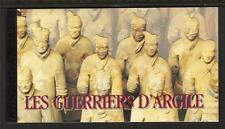 UNITED NATIONS POSTAGE GENEVA 1997 CHINA THE TERRACOTTA ARMY PRESTIGE BOOKLET