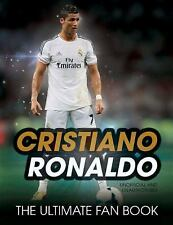 The Ultimate Fan Book: Cristiano Ronaldo by Iain Spragg (2015, Hardcover)