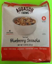 Augason Farms Instant Blueberry Granola Emergency Food Storage Survival Preppers