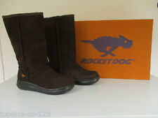 Genuine Rocket Dog Sugar Daddy Ladies Suede Boots Womens Shoes Size UK 5 UK Stoc