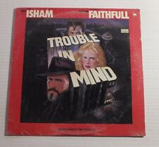 MARK ISHAM Trouble In Mond OST LP Island Rec. 90501 US 1986 SEALED M ORIGINAL 2H