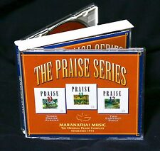 MARANATHA MUSIC 10 - 11 - 12 The Praise Series 2 CD Box Set Worship