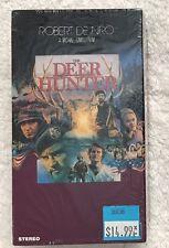 The Deer Hunter VHS Movie Sealed New 2 VHS Set
