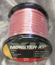 Monster XP Speaker Cable Compact XPMS 50 Ft 15 M New Free Shipping