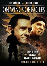 ON WINGS OF EAGLES New DVD Complete 1986 Miniseries Burt Lancaster