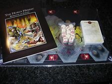 30k Horus Heresy Betrayal At Calth Rule Book, Board Section, Cards and Dice
